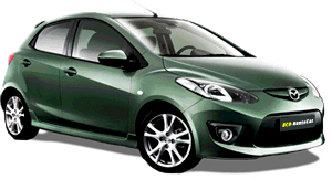 car hire Barcelona Hesperia Tower